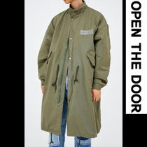 ●OPEN THE DOOR●韓国FASHION●M65 FISHTAIL PARKA (2色)