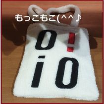 【OIOI】 SHEARLING ECO BAG 5252 by o!oi もこもこ!