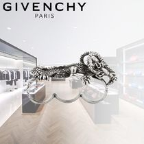 【GIVENCHEY】CAPRICORN THREE FINGERS RING