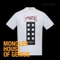 Moncler HOUSE OF GENIUS★2019AW★2 1952 + VX Tシャツ★関送込