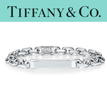 TIFFANY & Co. Makers I.D. Chain Bracelet in Sterling Silver