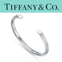 TIFFANY & Co. Makers Narrow Cuff in Sterling Silver