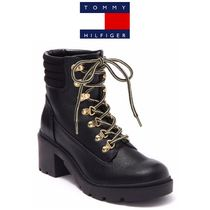 【Tommy Hilfiger】●大変お買い得●Abelia Lace-Up Boot