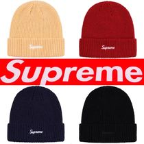 【ロゴステッカー付き】Supreme 19aw week1 Loose Gauge Beanie