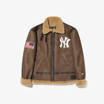 日本未入荷 NEWERA★New York Yankees Mustang Leather Jacket