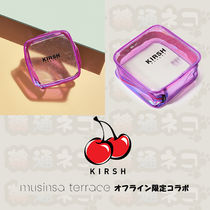 ★KIRSH★限定コラボ19FW PVC AIRLINE POUCH