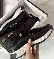 2020 CRUISE★CHANEL★最新 SNEAKER in Black or white