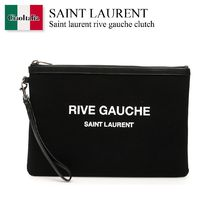 Saint laurent rive gauche clutch