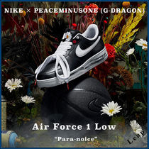 "【Nike×Peaceminusone(G-Dragon)】Air Force 1 ""Para-noice"""
