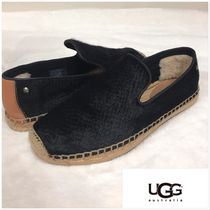 SALE!!【UGG】W SANDRINNE CALF HAIR SCALES♪エスパドリーユ♪