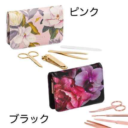TED BAKER トラベル小物 Ted Baker*フローラルネイルキット*ハンドケア*ギフトプレゼント(2)