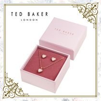 Ted Baker ローズゴールド  ピアス&ネックレス ギフトセット