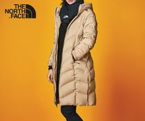 【THE NORTH FACE】W'S SUPER AIR DOWN COAT Light Beige