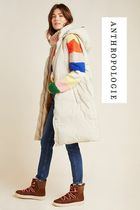 【Anthropologie】Great Lengths Puffer Vest  ロング丈ベスト