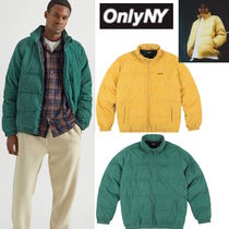 【ONLY NY】Corduroy Puffer Jacket ☆送料・関税無料!
