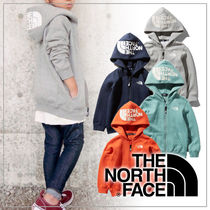 【THE NORTH FACE】リアビューフルジップフーディー(キッズ)