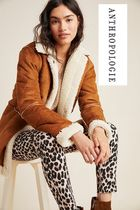 【Anthropologie】Kailani Sueded Sherpa Jacket もこもこ暖かい