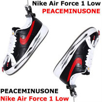 ★限定カラー Nike Air Force 1 Low x PEACEMINUSONE G-DRAGON