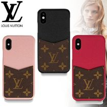 2020SS 新作 すぐ届く Louisvuitton iPhone X/XS/XS MAX ケース