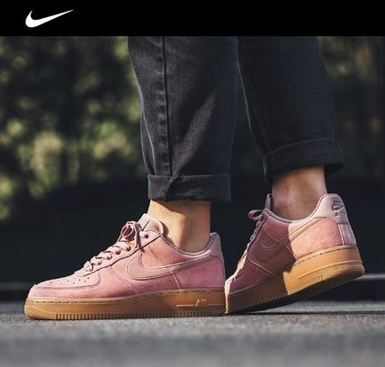 NIKE ナイキ Nike Air Force 1 Low Particle Pink