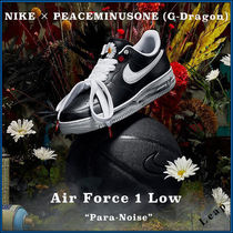"【Nike×Peaceminusone(G-Dragon)】Air Force 1 ""Para-noise"""