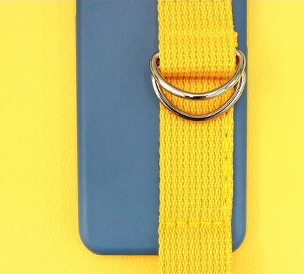 SECOND UNIQUE NAME スマホケース・テックアクセサリー SECOND UNIQUE NAME★SUN CASE RIVER BLUE YELLOW iPhoneケース(6)