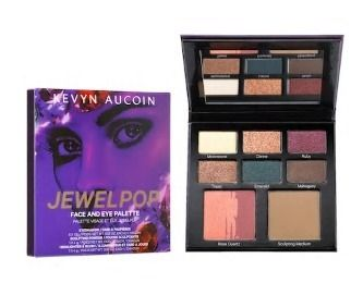 Kevyn Aucoin☆限定品 ! Jewel Pop Face And Eye Palette