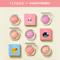 KAKAO FRIENDS(カカオフレンズ) チーク ◆KAKAO FRIENDS x CLINIQUE◆ FREINDS CHEEK EDITON (全3色)