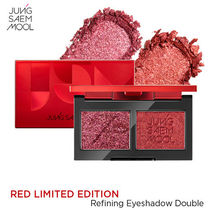JUNGSAEMMOOL■Red Limited Edition-Refining Eyeshadow Double