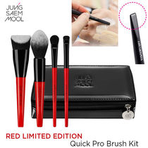 JUNGSAEMMOOL■Quick Pro Brush Kit 4種ブラシキット
