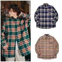 日本未入荷WV PROJECTのLeeds check shirts 全3色
