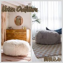 Urban Outfitters☆ フワフワ ファーチェアー 2色