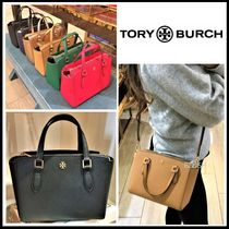 【TORY BURCH】 EMERSON TOP ZIP TOTE ミニ
