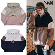 WV PROJECT★TOY COCO BOUCLE ANORAK HOODIE 3色 - SYOT7329