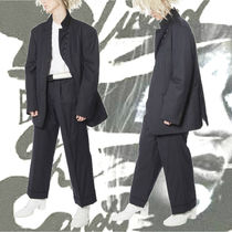 MAISON MARGIELA WOOL NAVY SUIT ウール製ネイビースーツ