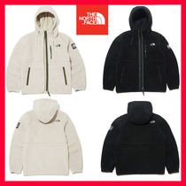 【新作】★ THE NORTH FACE ★ 7SE FLEECE HOODIE JACKET