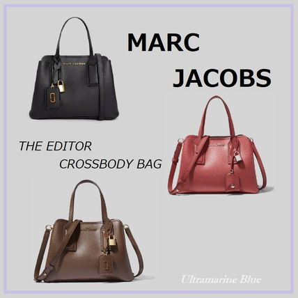 MARC JACOBS トートバッグ MARC JACOBS★THE EDITOR CROSSBODY BAG☆