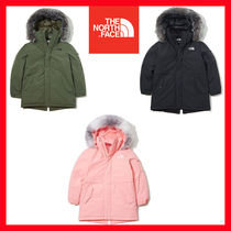 【新作】★THE NORTH FACE★ KIDS TRENCH T-BALL EX JACKET★3色