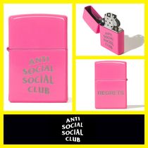 *Anti Social Social Club Logo Zippo Lighter