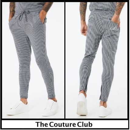 The Couture Club その他ファッション 新作*The CoutureClub*ハウンドトゥース・テーラードジョガーズ