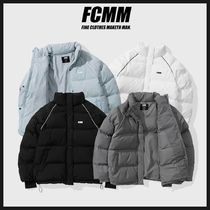 ◆FCMM◆ 2019FW NEW CLUB PIPING SHORT PADDING (全2色)