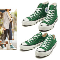 国内発★Converse CANVAS ALL STAR J Made in Japan グリーン