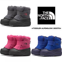 【THE NORTH FACE】柔軟で暖かい!●TODDLER ALPENGLOW II BOOTS