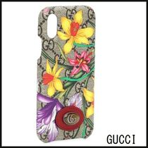 GUCCI グッチ Ophidia GG iPhone X/XS ケース