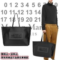 ★大人気★MAISON MARGIELA★11 XL LOGO TOTE BAG