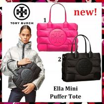 セール 新作 Tory Burch Ella Mini Puffer Tote