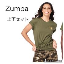 ZUMBAズンバ★Made With  Love Tee/ Ankle Leggings上下セット