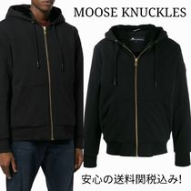【MOOSE KNUCKLES】モコモコパーカー HIS GOLD BUNNY