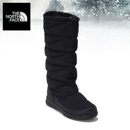 【19FW】THE NORTH FACE / W BOOTIE ZIP HI ブーツ あったか