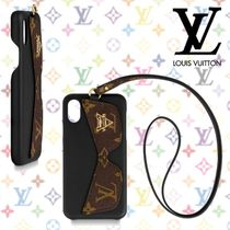 新作 iPhone ケース《 Louis Vuitton 》IPHONE X & XS・バンパー